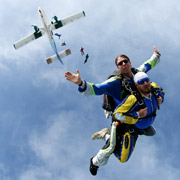 Your First Skydive in Stockton